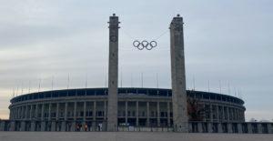 Bild des Olympiastadiums